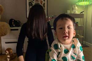 妈妈变成贞子啦!韩国妈妈纾解育儿压力的沙雕日常