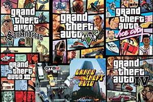 PSP/NDS上竟也有GTA?《GTA》系列全部作品大盘点