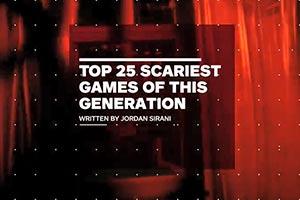 IGN評選本世代25款最佳恐怖游戲 榜首還未制作完成!