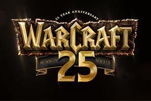 暴雪嘉年华:《魔兽争霸》放出了25周年纪念混剪视频