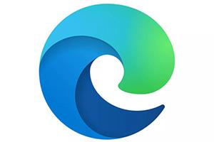 Chromium版Edge瀏覽器新Logo:真的在網上沖浪了