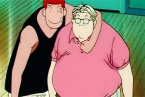 安西教练最可爱!网友票选动漫中最可爱的胖子TOP20