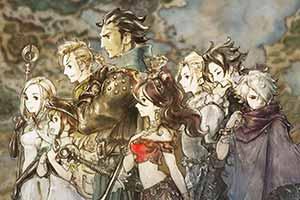 喜大普奔!Square Enix已移除《八方旅人》的D加密