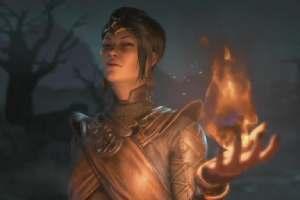 《暗黑破坏神4》女巫师实机演示 操控冰火雷电作战!