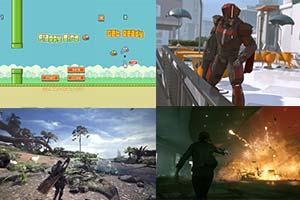 过去十年百强游戏盘点第二弹 近年发行大作表现不俗