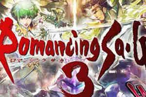 经典RPG《浪漫沙迦3》LMAO内核汉化补丁下载发布