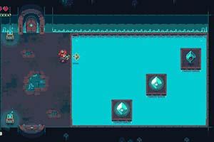 极具创造性的roguelike游戏《烁石物语》实机演示!