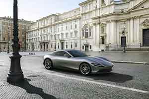 史上最便宜法拉利:入门级Rome售价或将低于200万