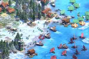 《帝国时代2:决定版》Steam正版分流下载发布!
