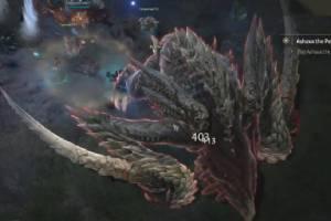 《暗黑破坏神4》世界BOSS战实机演示 奖励很丰厚!
