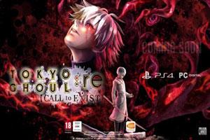 动作游戏《东京喰种》Steam官方中文正版分流下载