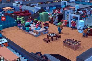 模拟经营类沙盒游戏《小小大车间》游侠网专题站上线