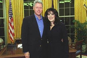 莱温斯基事件!《美国犯罪故事》聚焦克林顿性丑闻!