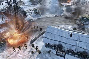 steam喜加一:即时战略游戏《英雄连2》限时免费送