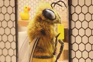 "ins上超人气的""蜜蜂博主""日常都是什么画风?"