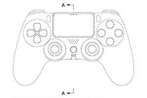 日本专利局疑似出现PS5手柄 设计一脉相承稍有不同!