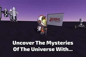 《坎巴拉太空计划》发布新宣传片 资料片将登陆主机