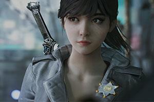 国产FPS《光明记忆:无限》女主全新设计形象公布!