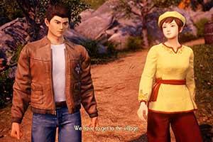 《莎木3》PC版大量4K截图 过场动画游戏帧数浮动大