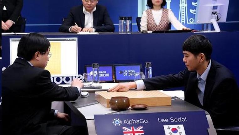 唯一赢过AlphaGo的人类围棋棋手李世石宣布退役!
