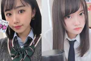 日本2019最可爱女高中生大赛11强揭晓!甜美写真赏