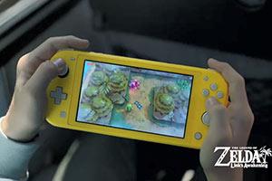 任天堂发布最新NS广告 展示多款游戏 一定有你心动的