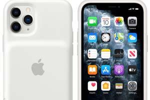 出门不再带充电宝?苹果官方推iPhone11智能电池壳