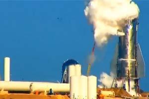 SpaceX火箭又爆炸!马斯克曾预言数月内可到地球轨道