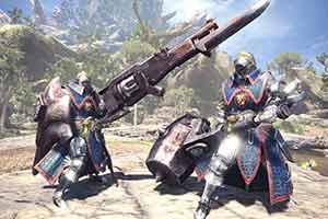 为玩家操碎心 《怪猎世界》为玩家免费更新强力装备!