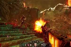 虚幻4 FPS《地狱使者》Steam试玩开启 只管射爆即可