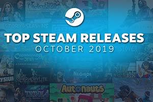 Steam十月新作榜:《命运2》《大富翁10》纷纷上榜