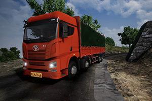 国产驾驶模拟《卡车人生》开启抢先体验 浓浓中国风