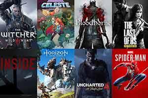 索尼SIE圣塔莫尼卡工作室成立20周年 PS4佳作大推荐