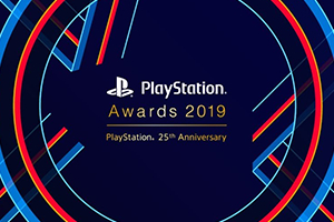 PSA2019:索尼Playstation25周年庆典 年度游戏颁奖