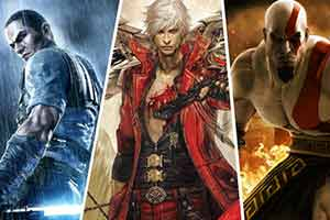 游戏中10位强大的男角色 最后一位在续作成了Boss!