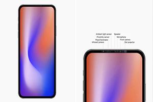 """2020年新款iPhone:""""劉海""""被干掉 靜音鍵改變設計"""