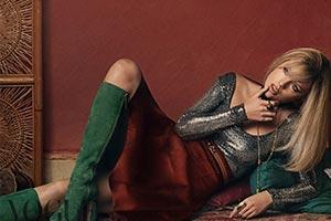 泰勒·斯威夫特《Vogue》摄影集 性感曼妙血槽已空!