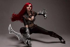 俄罗斯妹子xenon_cosplay超诱惑美图集:美就对了!