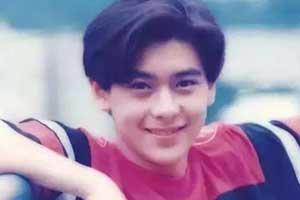 娱乐圈20位男星的18岁 徐峥、张卫健有头发太帅了!