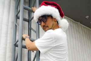 游戏制作人?其实是圣诞老人!小岛工作室庆贺圣诞
