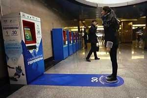 30次深蹲免票坐地铁!25个国外街头的人性化创意设计