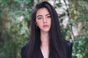 """"""" 泰国第一神颜 """" 黛薇卡·霍内:比利时混血美图"""