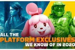 IGN盘点2020年独占平安彩票幸运时时彩注册账户 制霸四大平台才能全玩到!