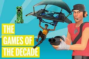 十年来最重要的24款PC游戏 其中几款问世改变了行业