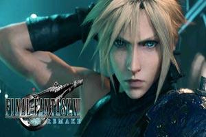《最终幻想7:重制版》Demo战斗演示:摧毁魔洸炉
