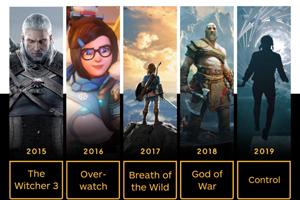 究竟谁才是历年最佳?IGN发布十年最佳游戏和电影