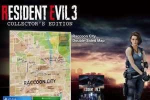 《生化危机3:重制版》限定收藏版上线 预购1255元!