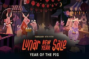 Steam農歷新年特賣時間曝光:G胖將在24號收割一波