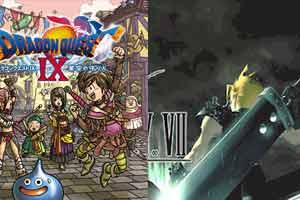 王牌RPG系列的碰撞!《FF》&《DQ》最成功作TOP10