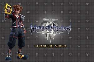 《王国之心3》音乐会预览发布 买同款DLC就能拥有!